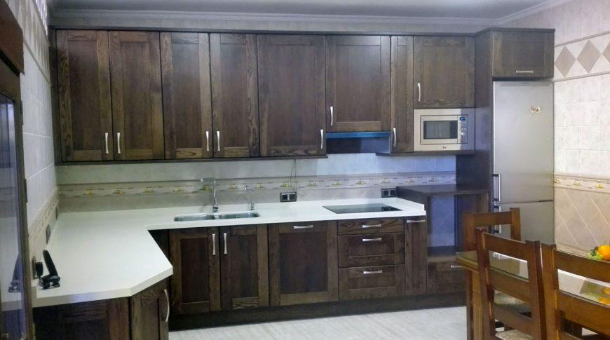 Cocina de Madera (1)